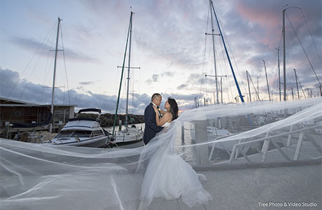Sandringham Yacht Club Wedding Photography