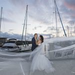 Cassandra & reynaldo | sandringham yacht club wedding photography melbourne