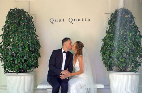 Quat Quatta Wedding 1