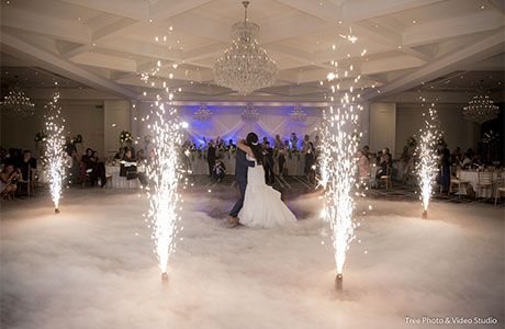 Manor On High Wedding 1