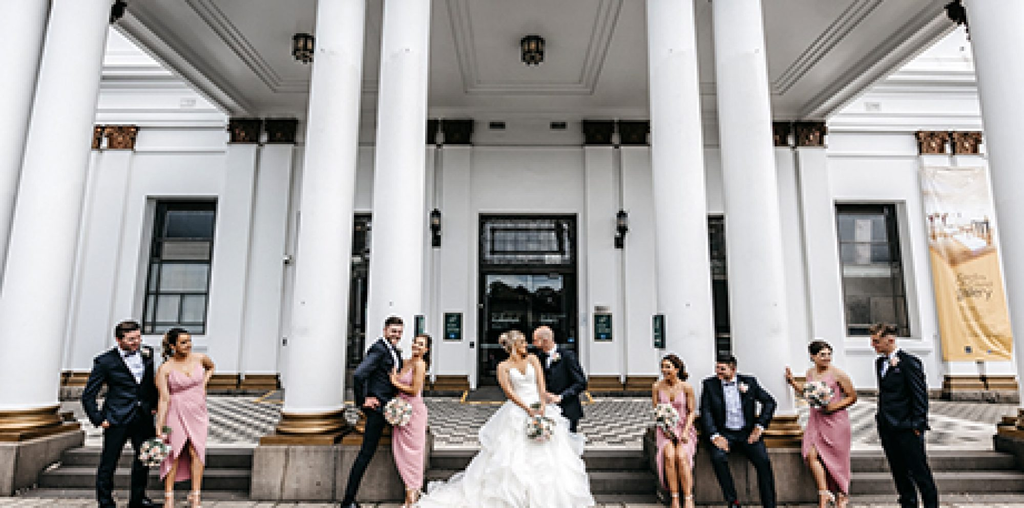 Katherine & tony | doyles bridge hotel wedding videography melbourne