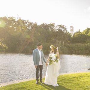 Weddings at the royal botanic gardens