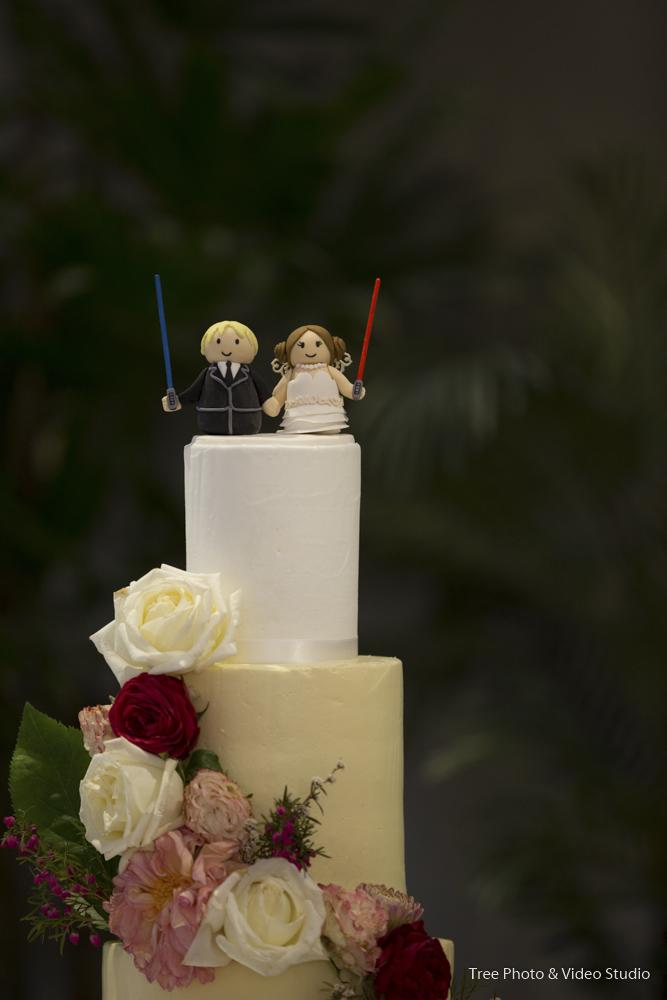 Evie & Milan's Wedding at St Sava Serbian Orthodox Church