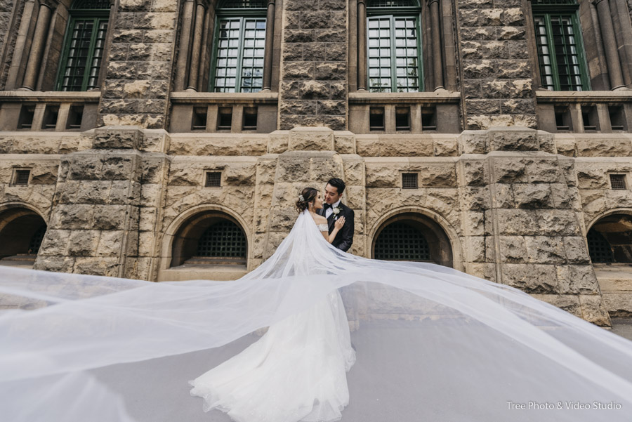 RMIT University Building 20 Wedding Photography