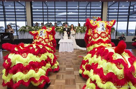 Manningham Function Centre Wedding 1