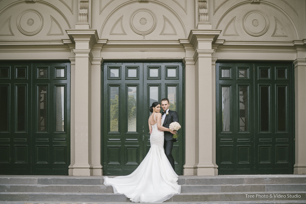 Carlton Garden Wedding Photography