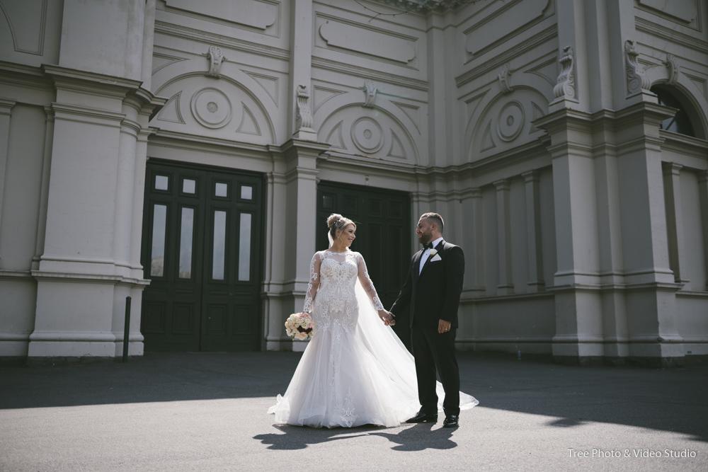 Carlton Gardens Wedding Photography