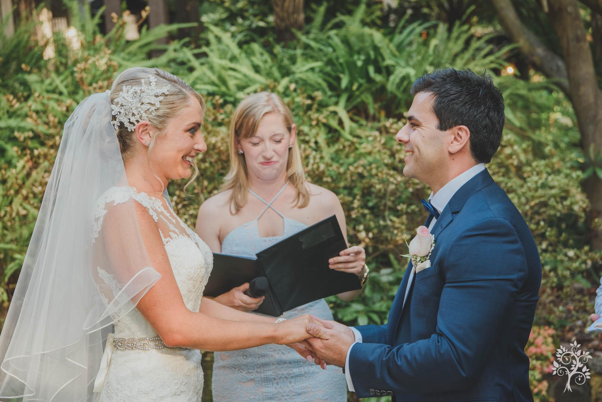 Renea and Jason's Wedding at Chateau Wyuna