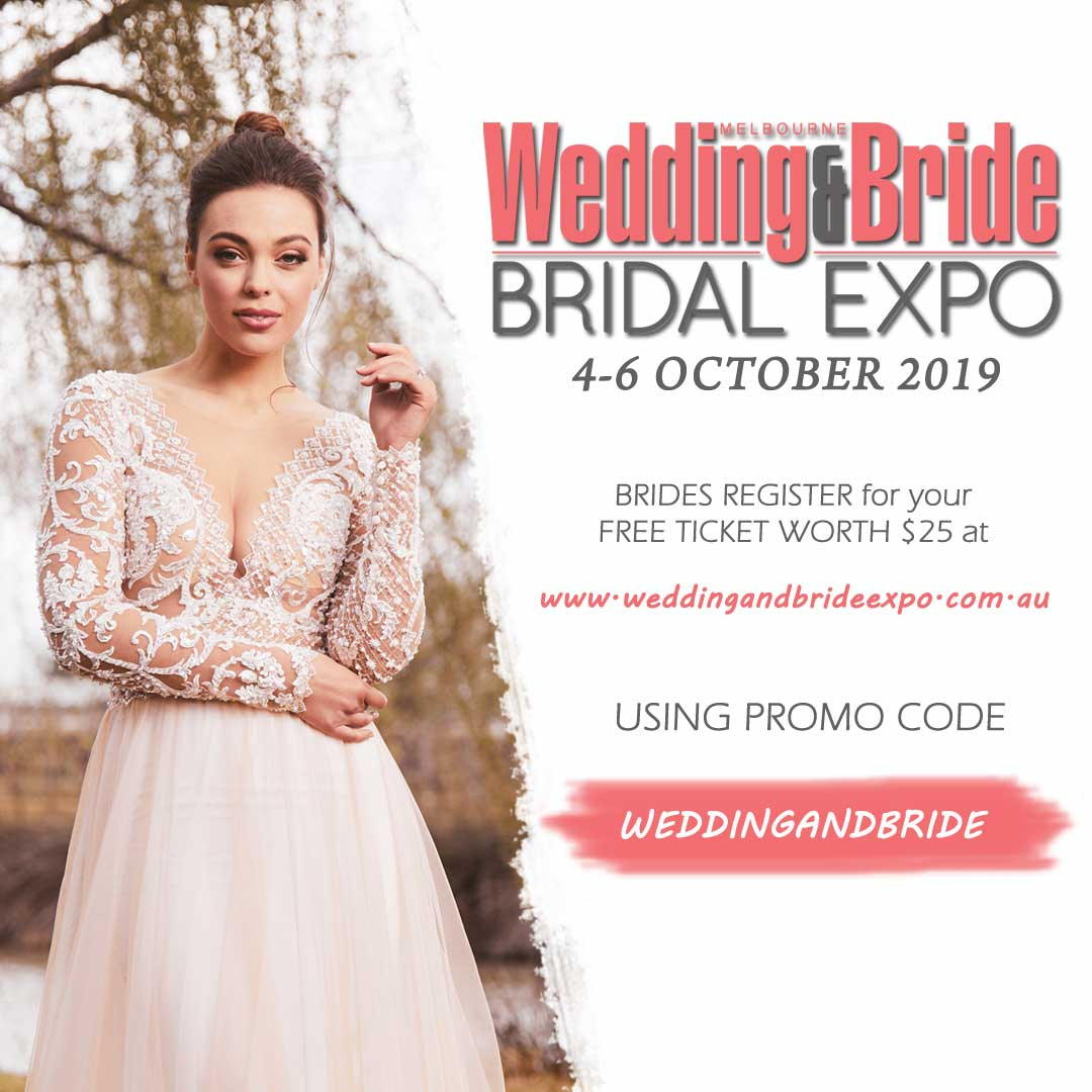 Wedding and Bridal Expo Melbourne 2019
