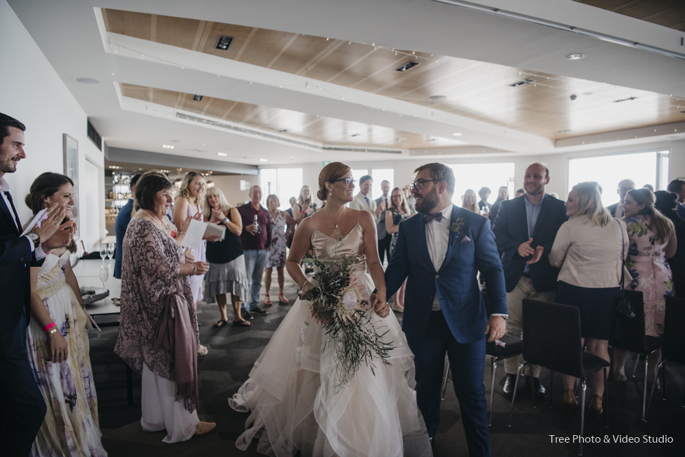 Blairgowrie Yacht Squadron wedding Photography