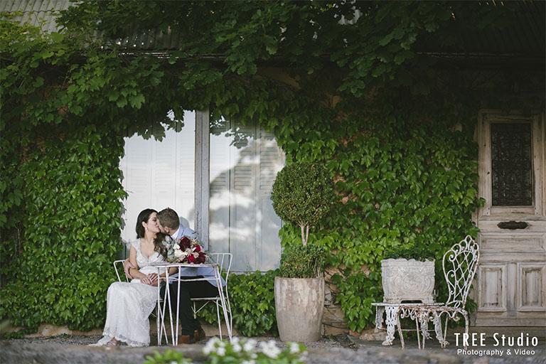 Dandenong Ranges Wedding Lara and Shaun'