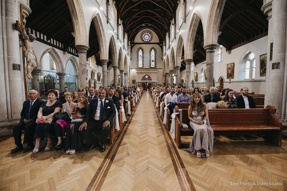 A Catholic Church for Luxury Weddings In Melbourne