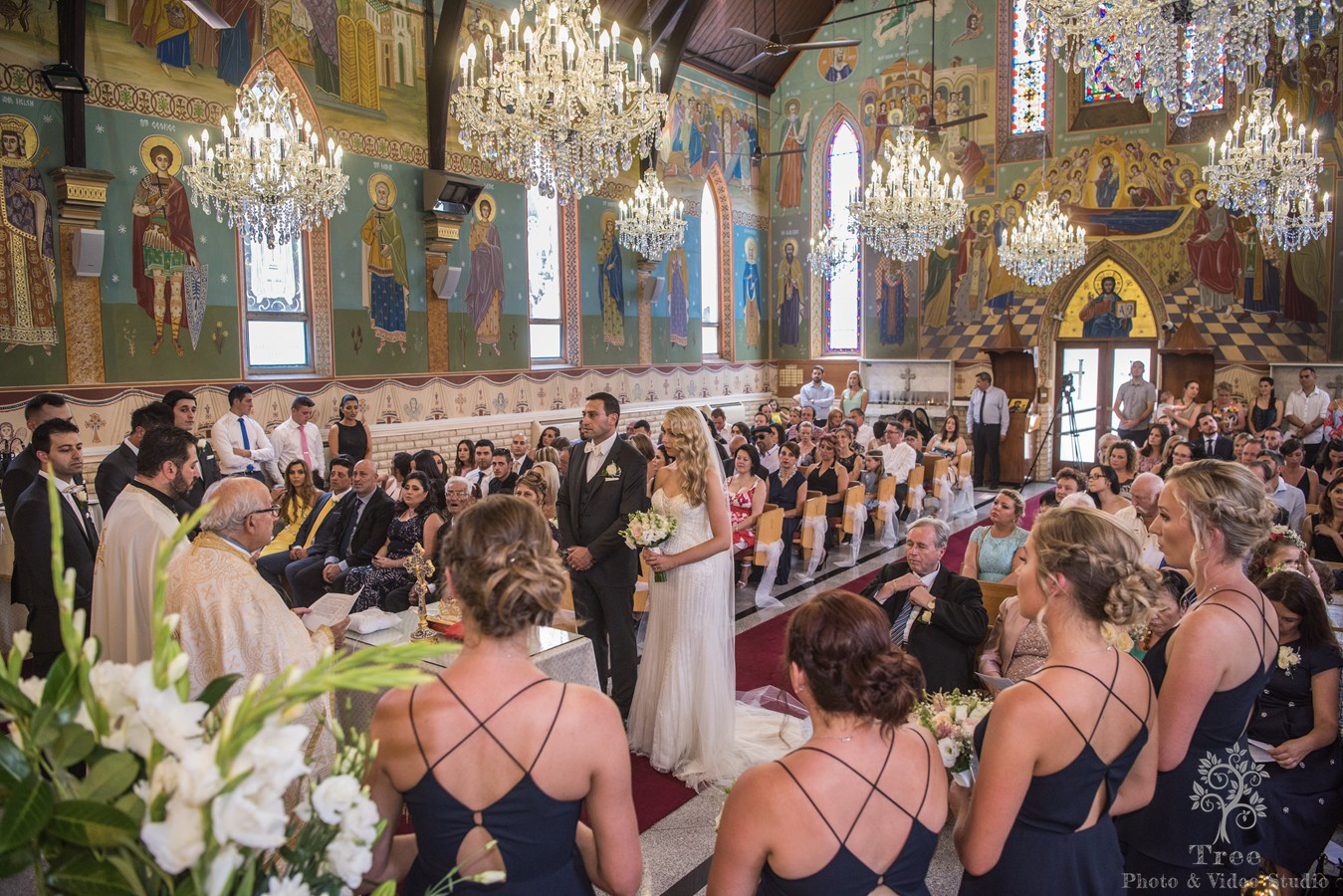 A Orthodox Church for Luxury Weddings in Melbourne