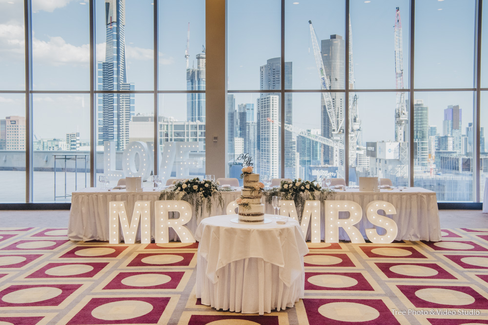 rooftop wedding venues in Melbourne
