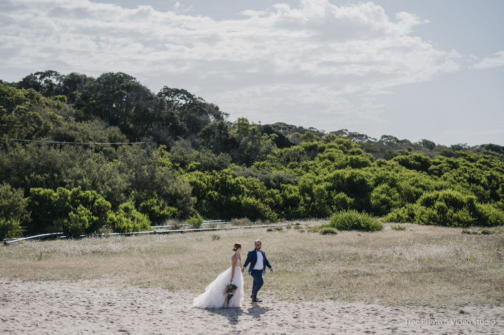 Blairgowrie Yacht Squadron Wedding