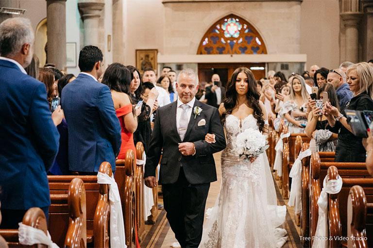 Italian Wedding in Melbourne