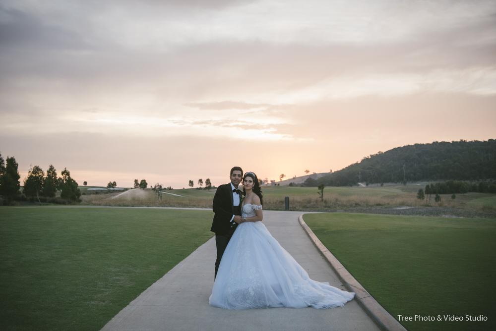 Eastern Golf Club Wedding 2