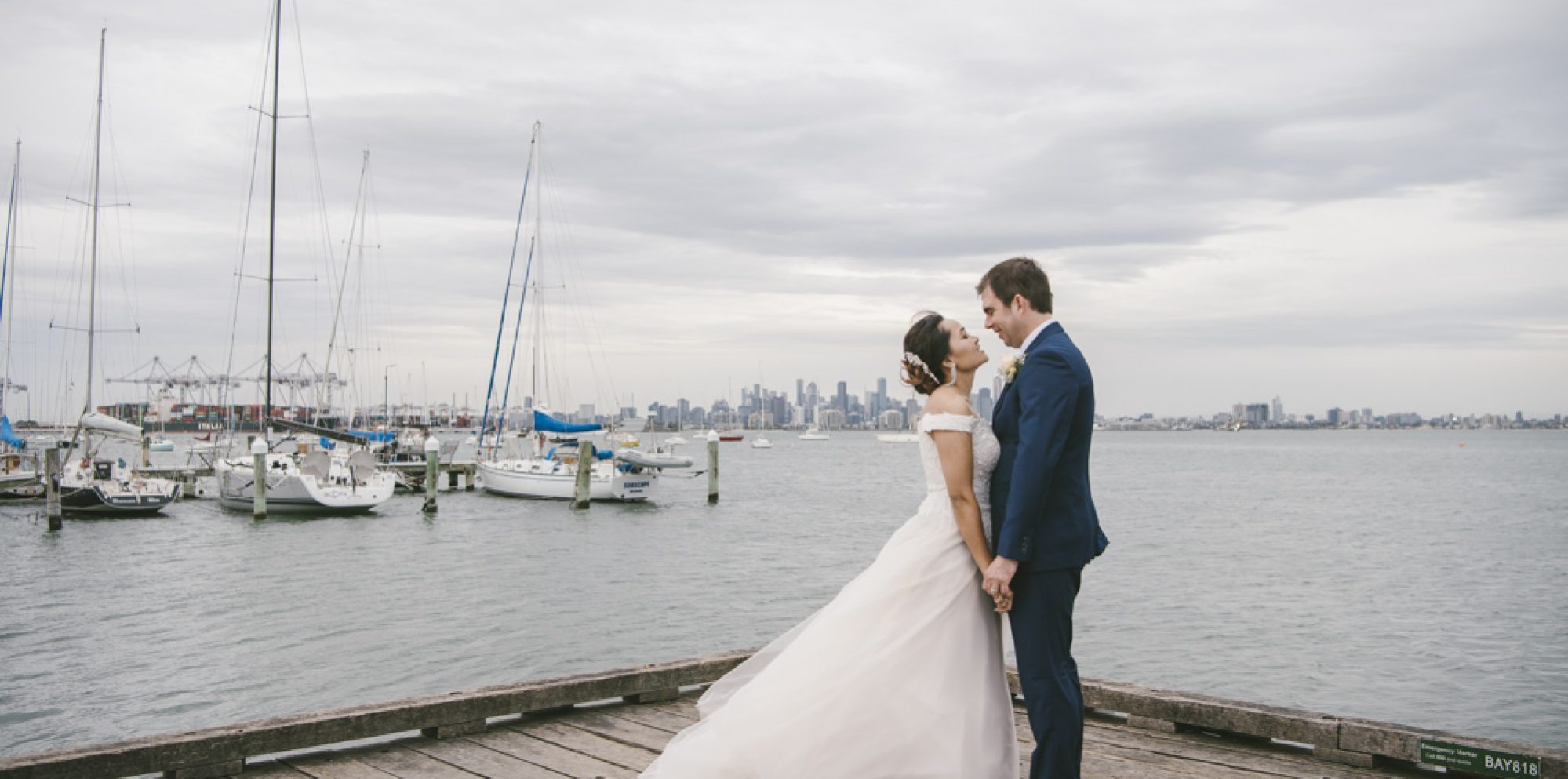 Rodney & kung | williamstown wedding photography melbourne