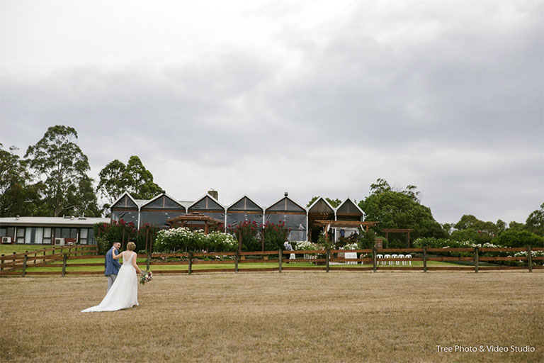 Yarra ranges estate Wedding 3