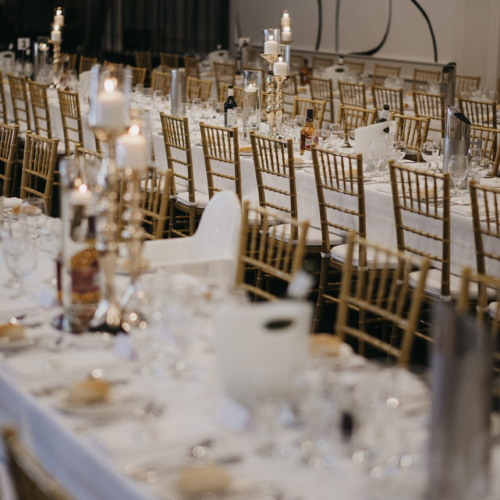 Wedding Venue Setting Cost