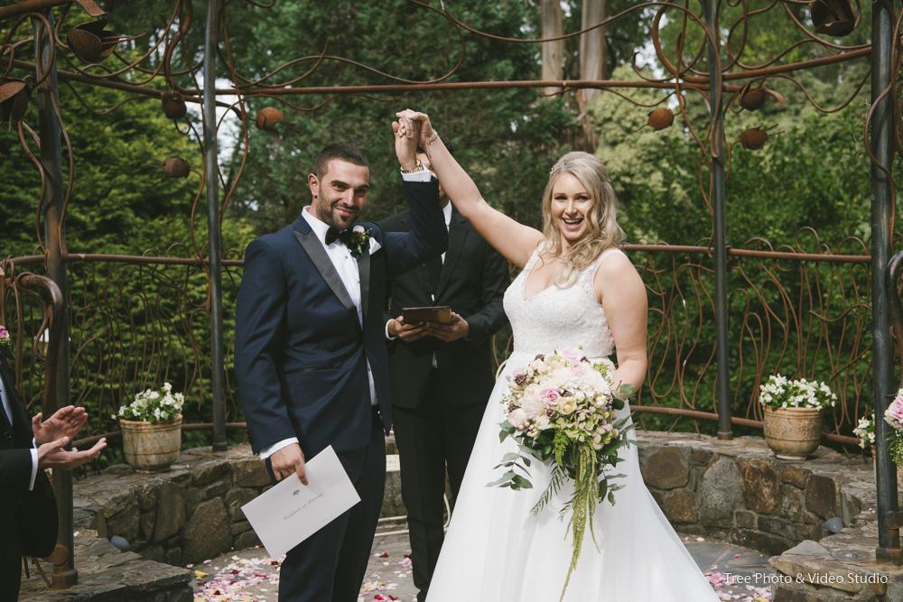 Wedding Photo at Tatra Reception 1