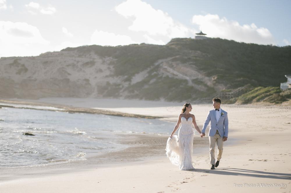 Beach Wedding Photography 1