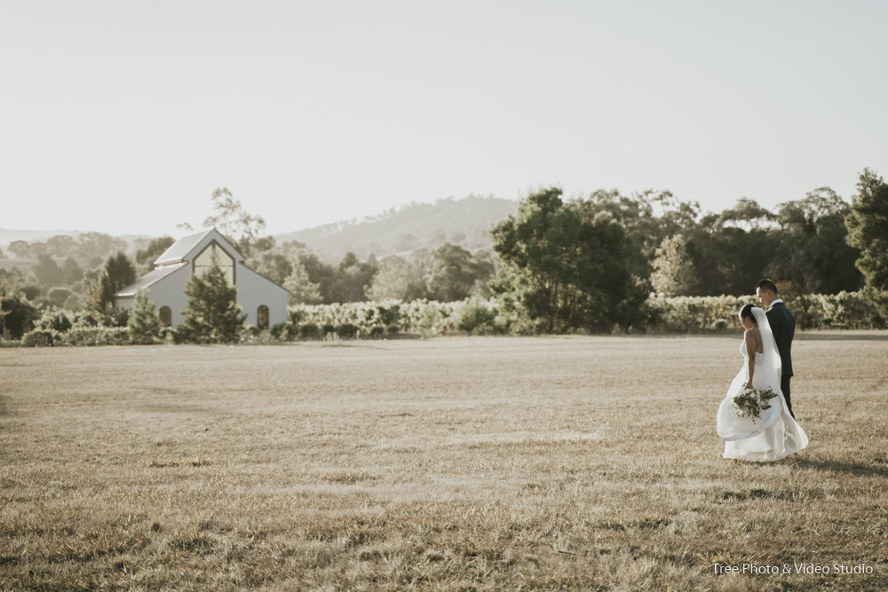Immerse in the Yarra Valley Wedding 1