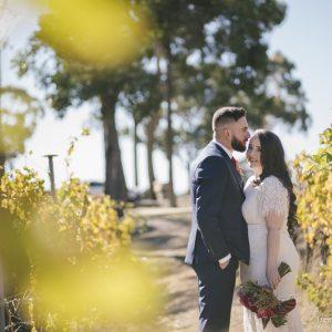 Selina & ross | mount macedon winery wedding photography