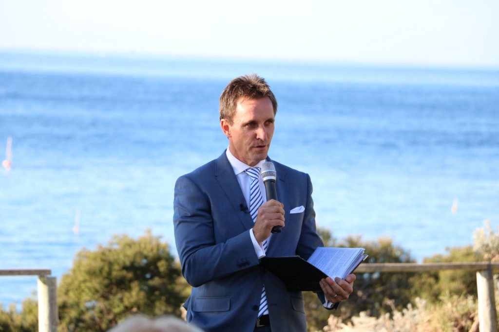 Wedding Celebrant - Andrew Redman