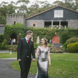 Rosie & lorne | avalon castle wedding photogrpahy