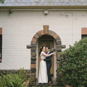 Daniel & sarah | wattle park chalet wedding photography