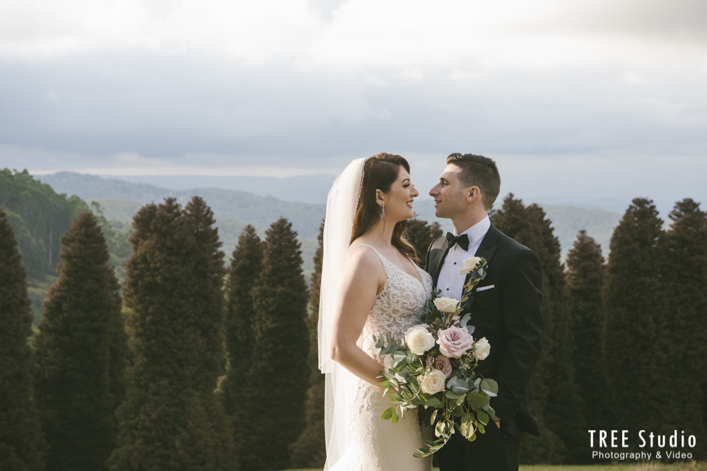 Dandenong Ranges Wedding at RJ Hamer Arboretum