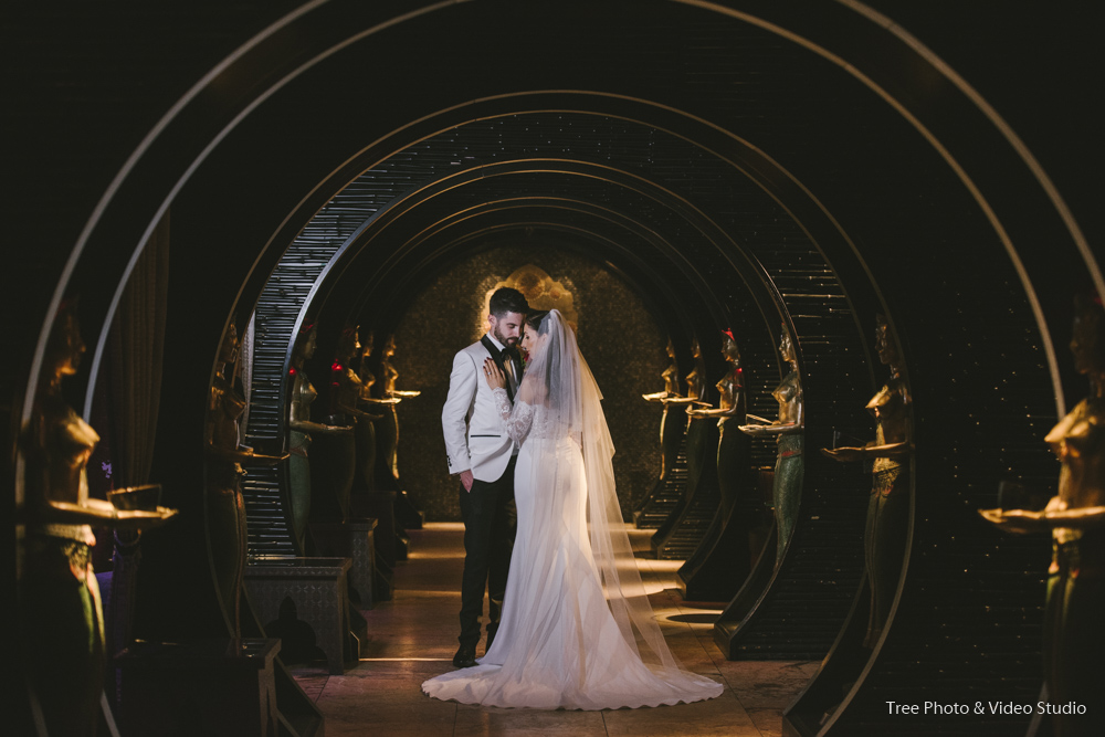 Spice Market Wedding Location Photos