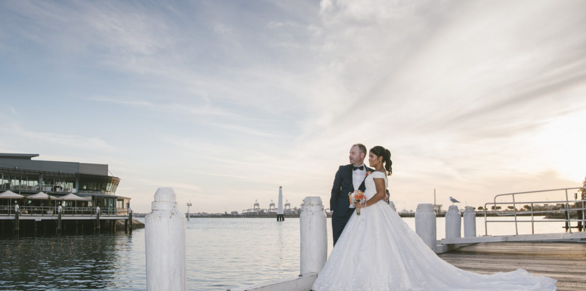 Patrick & maia | mr hobson, port melbourne
