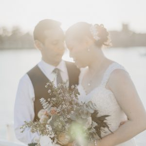 Melissa & david | the pier geelong wedding