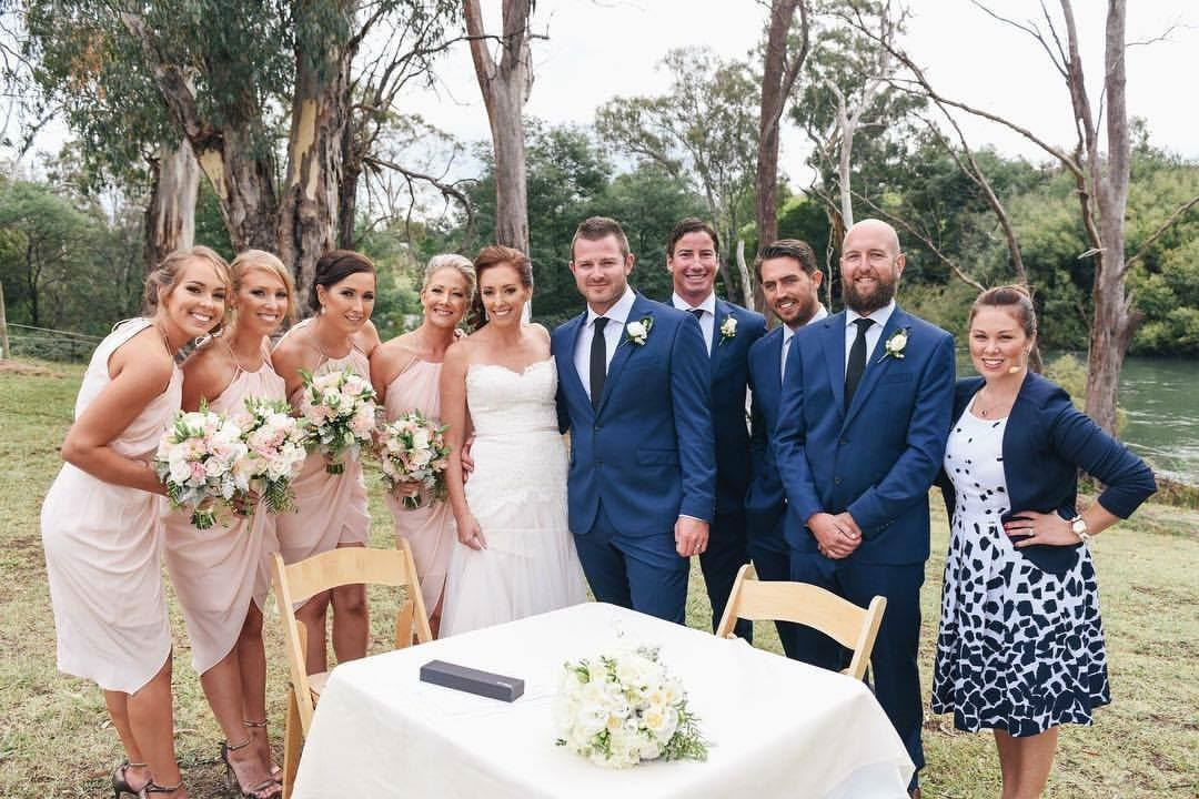 Dandenong Ranges Weddings Kate Haley Celebrant