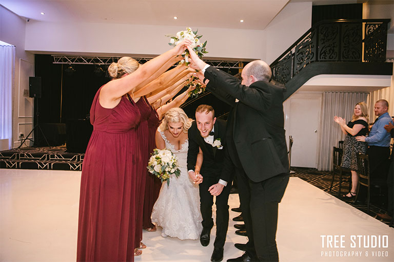 Macedonian Wedding Reception