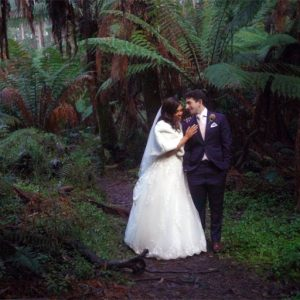 Fiorella & frederick @ lyrebird falls wedding video