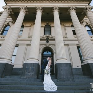 Jennifer & roberto @ south melbourne canvas house wedding video