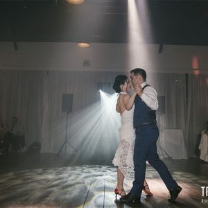 Sandy & andy first dancing @cargo hall