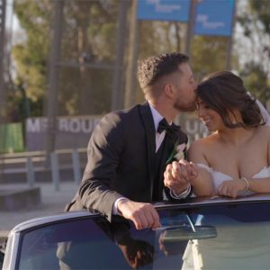 Wally & nataly @ emerald reception centre wedding video