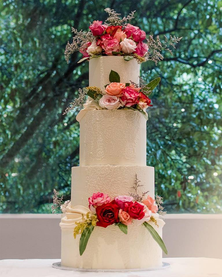 Wedding Cake Supplier Melbourne Ruwi's Cakes
