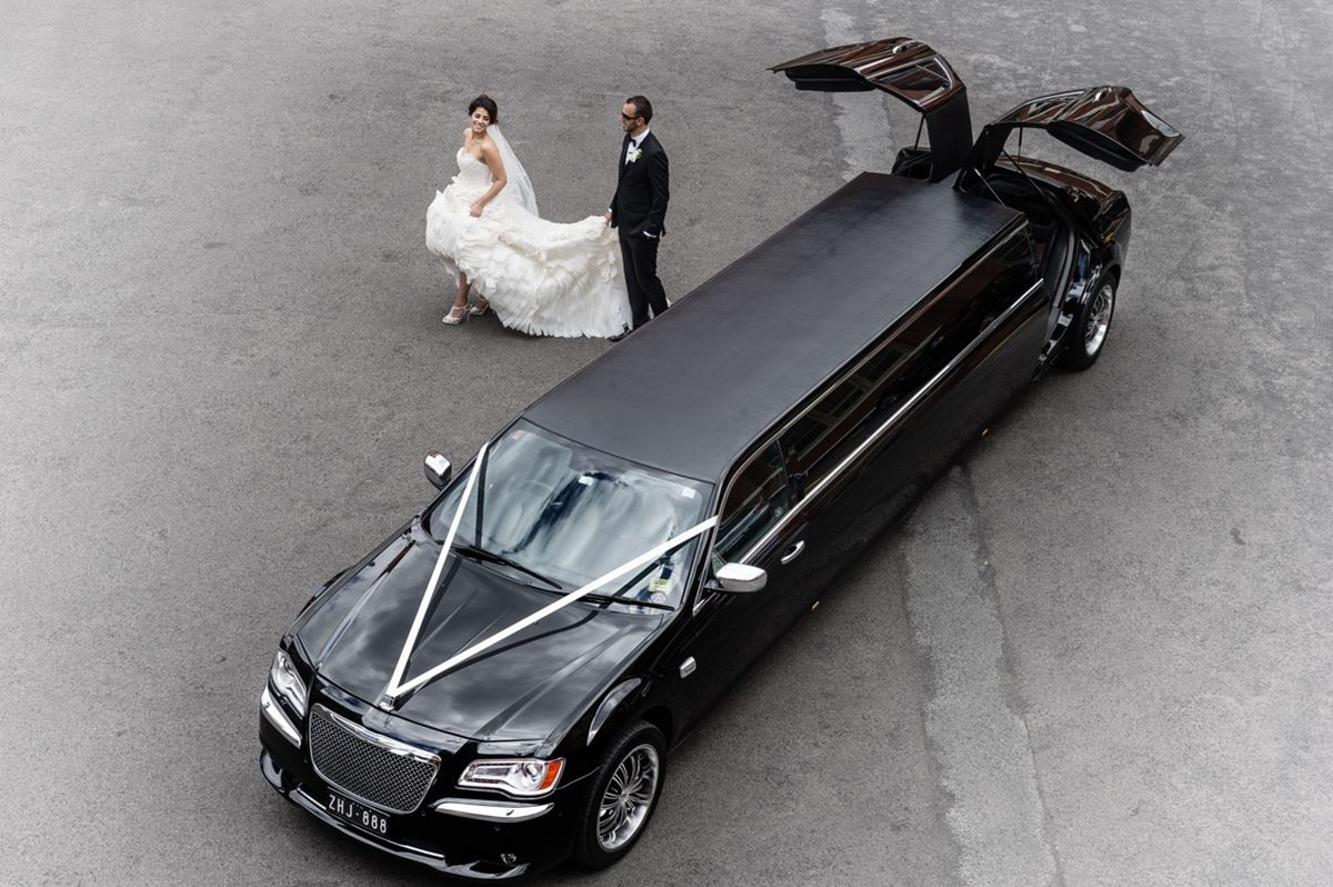 Enrik Limousines Wedding Car Hire in Melbourne