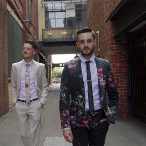Danny & dame @royal botanic gardens gay wedding video