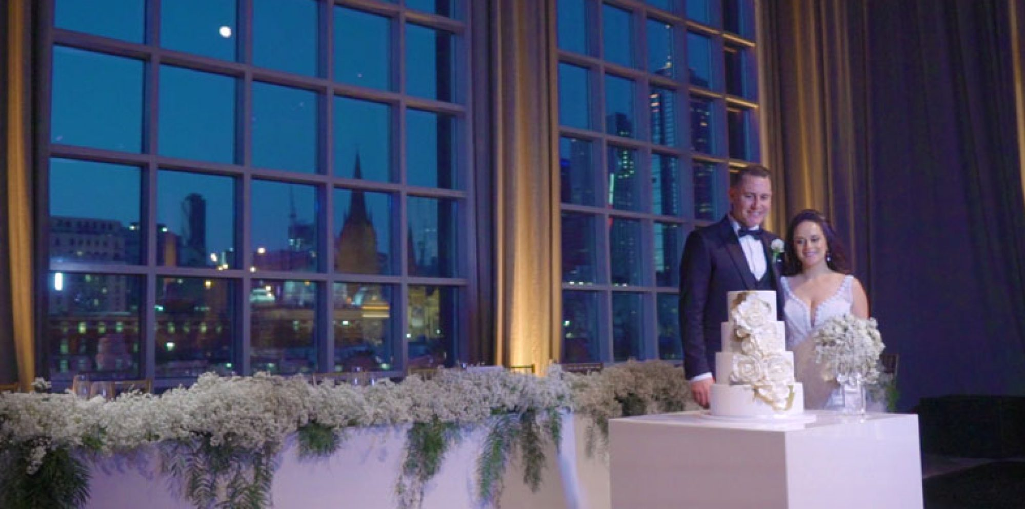 Metropolis events wedding video