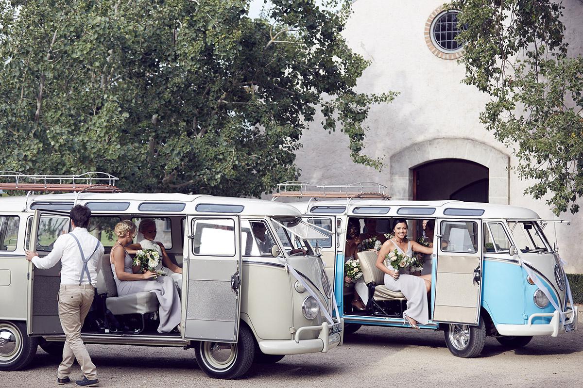 Samba Kombi Wedding Car Hire Services in Melbourne