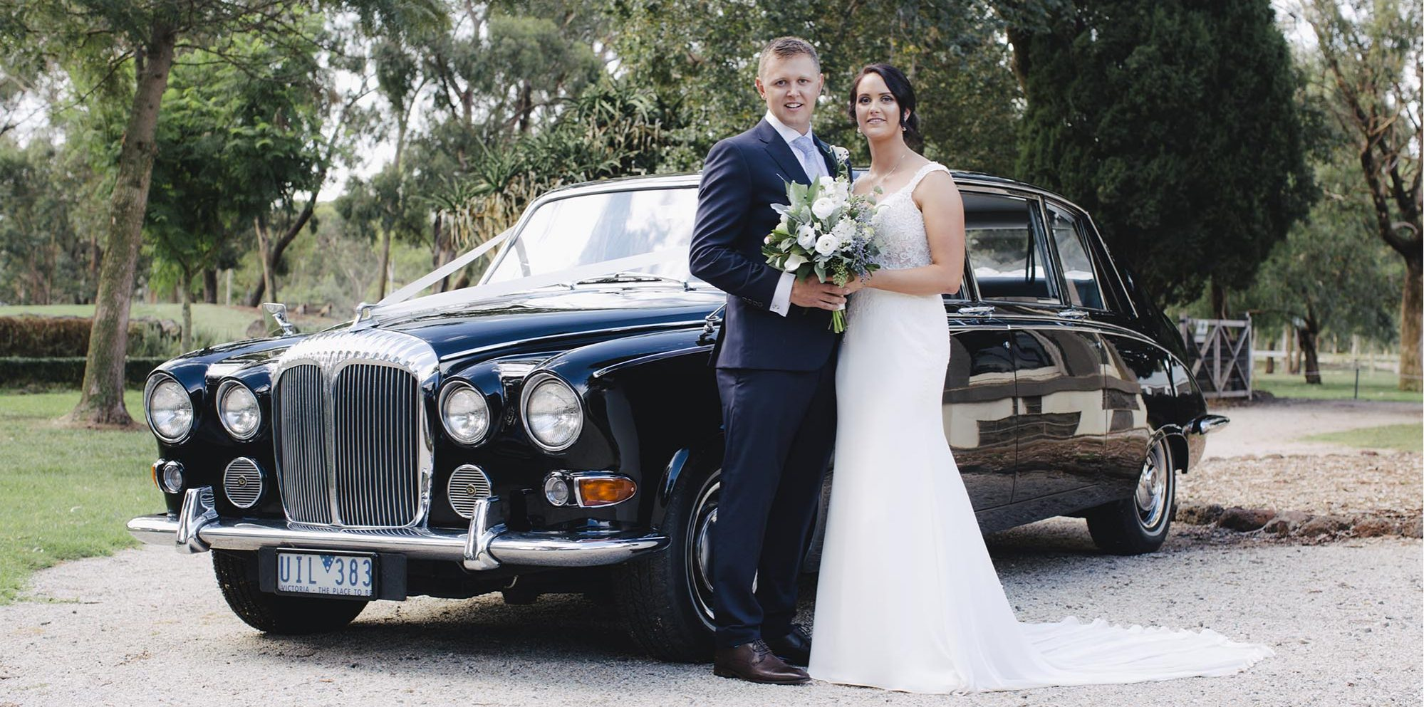 The 5 best places to hire your wedding car in melbourne
