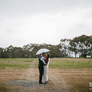 Zach and leah @ st annes winery wedding photography