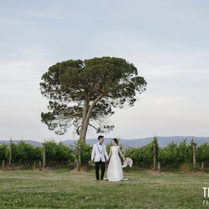 Kelly & alan @ stones of the yarra valley