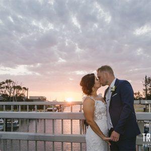 Kayla & travis @ doyles bridge hotel wedding photography